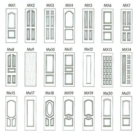 Moulded Skin Doors Manufacturer